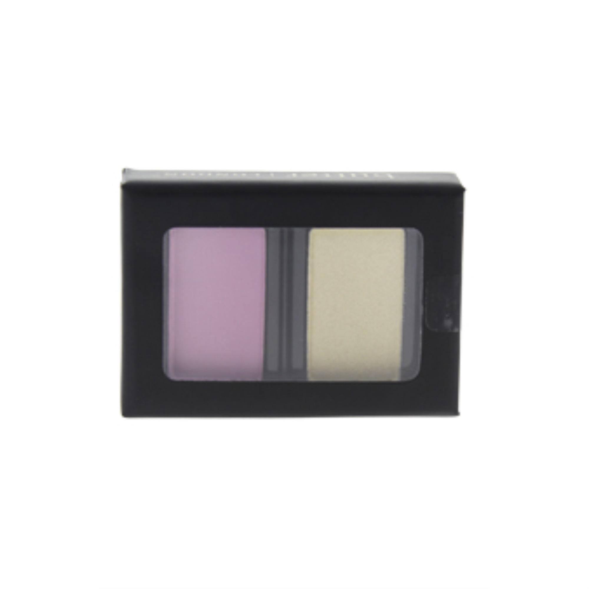 ShadowClutch Wardrobe Duo - Plush Pastels by Butter London for Women - 0.08 oz Eyeshadow - image 1 de 3