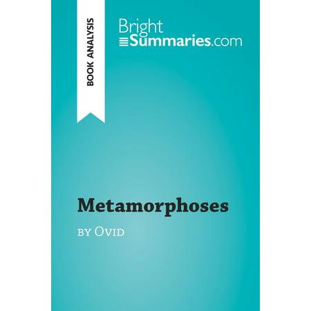 Metamorphoses by Ovid (Book Analysis) - eBook (Ovid Metamorphoses Best Translation)