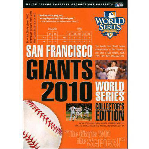 MLB: 2010 World Series (Collector's Edition) (Full Frame)