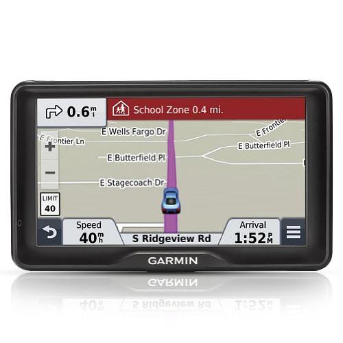 "Garmin Nuvi 2797LMT 7"" Bluetooth GPS W/ Lifetime Maps & T..."