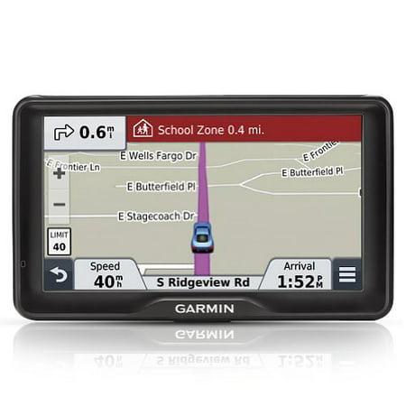 Garmin Nuvi 2797LMT 7 Inch GPS w/ FREE Lifetime Maps & City Navigator NT Street Maps & ecoRoute