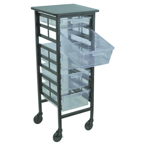 H. Wilson Company 44.25'' Mobile Workstation Storage Unit