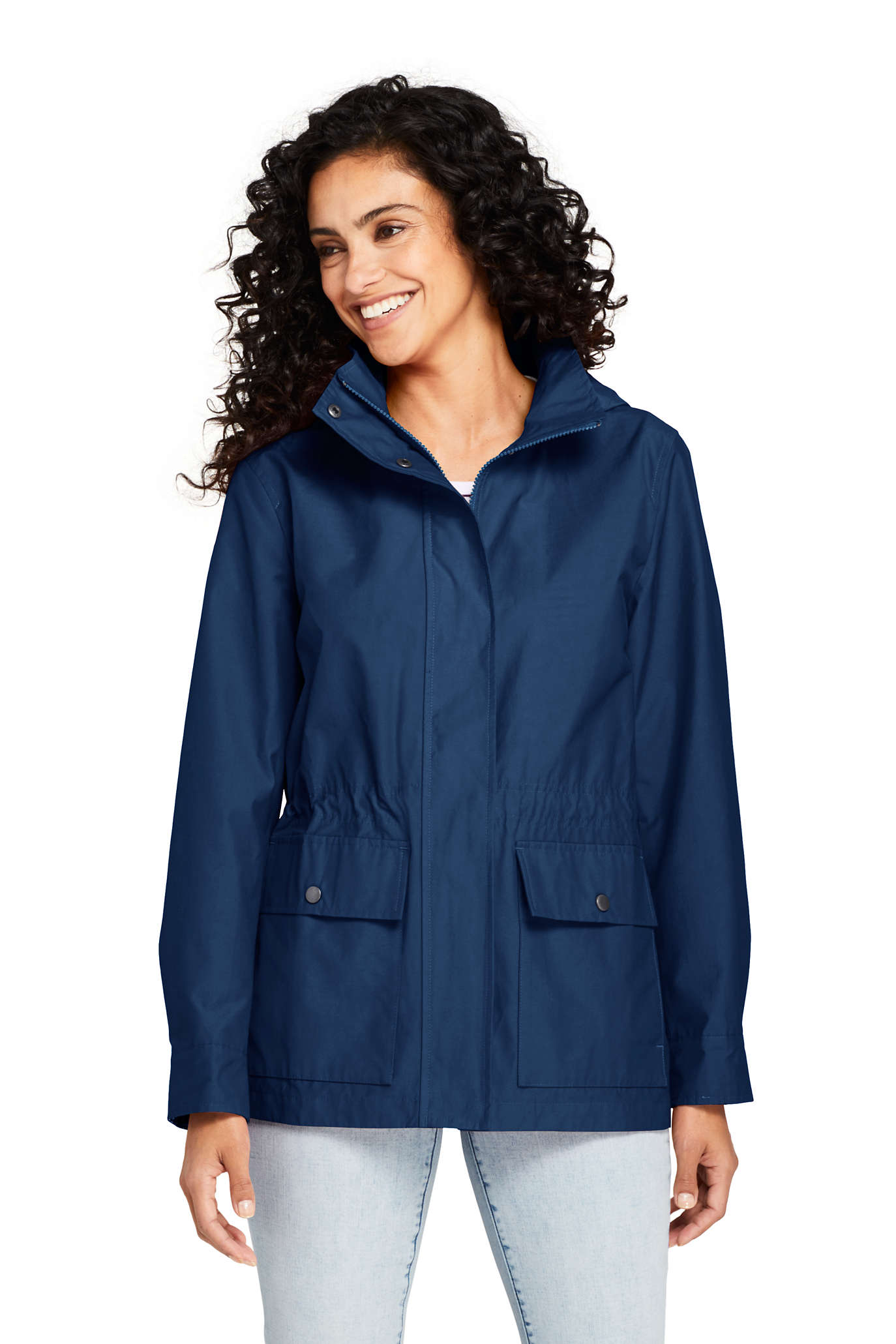 Women's Cotton Lightweight Jacket