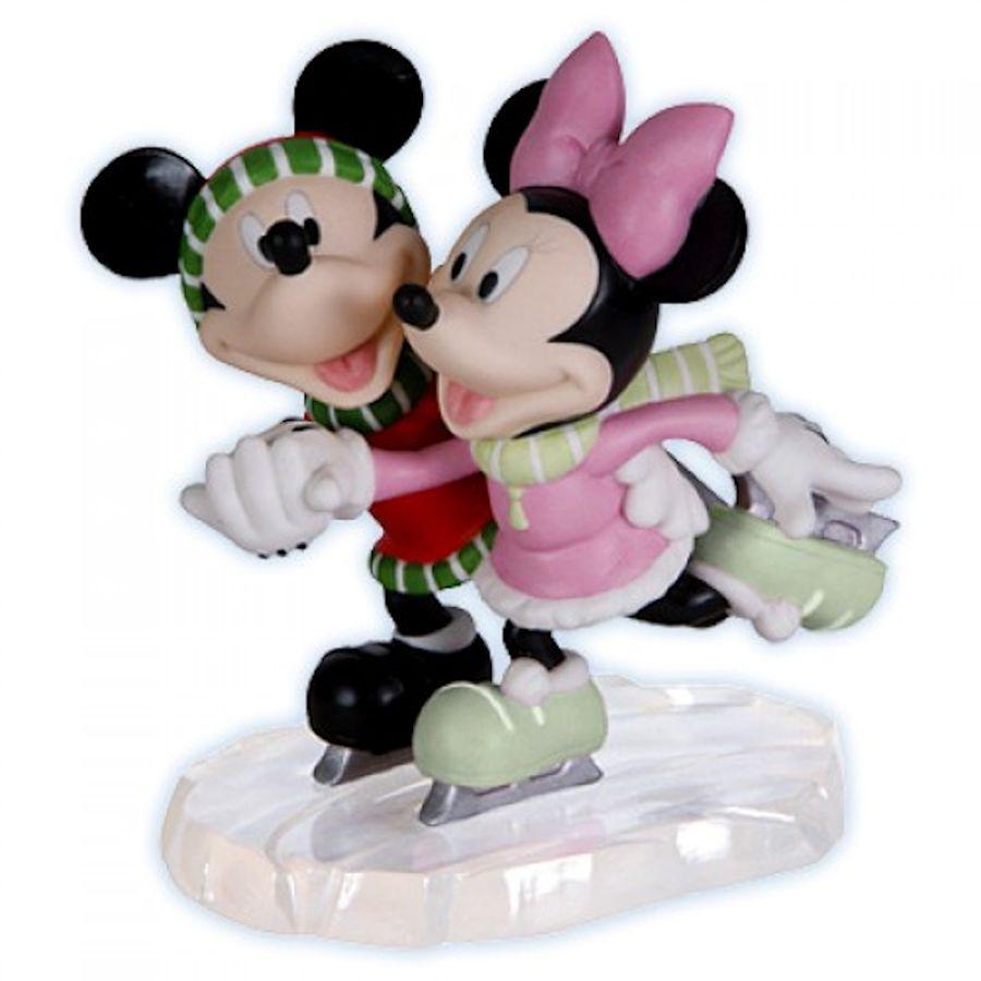 Precious Moments Disney Showcase 121703 Our Love Makes A Lasting Impression by Precious Moments