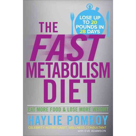 The Fast Metabolism Diet  Eat More Food   Lose More Weight