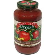 Muir Glen Fire Roasted Tomato Pasta Sauce, 25.5 oz (Pack of 12)