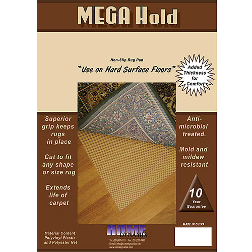 "Mega Hold Runner Rug Pad, 1'11"" x 7'10"""