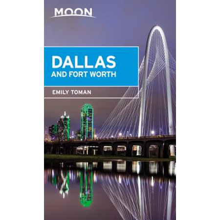 Moon Dallas & Fort Worth - Paperback (Halloween Stores In Fort Worth)