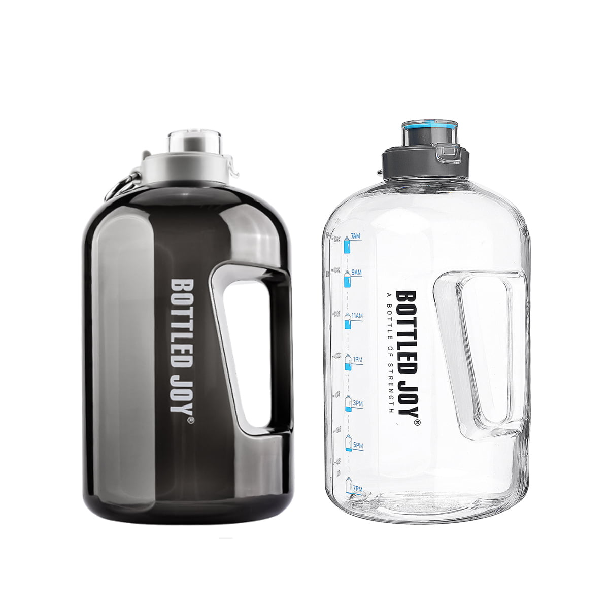 Strength Shop Half Gallon Jug Water Flask Great for staying hydrated at Gym