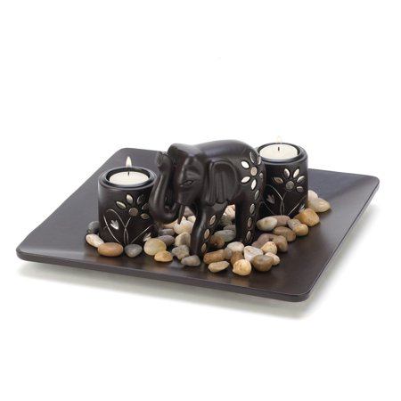 Table Centerpiece Candle Holder, Decorative Candle Holders For Table Top