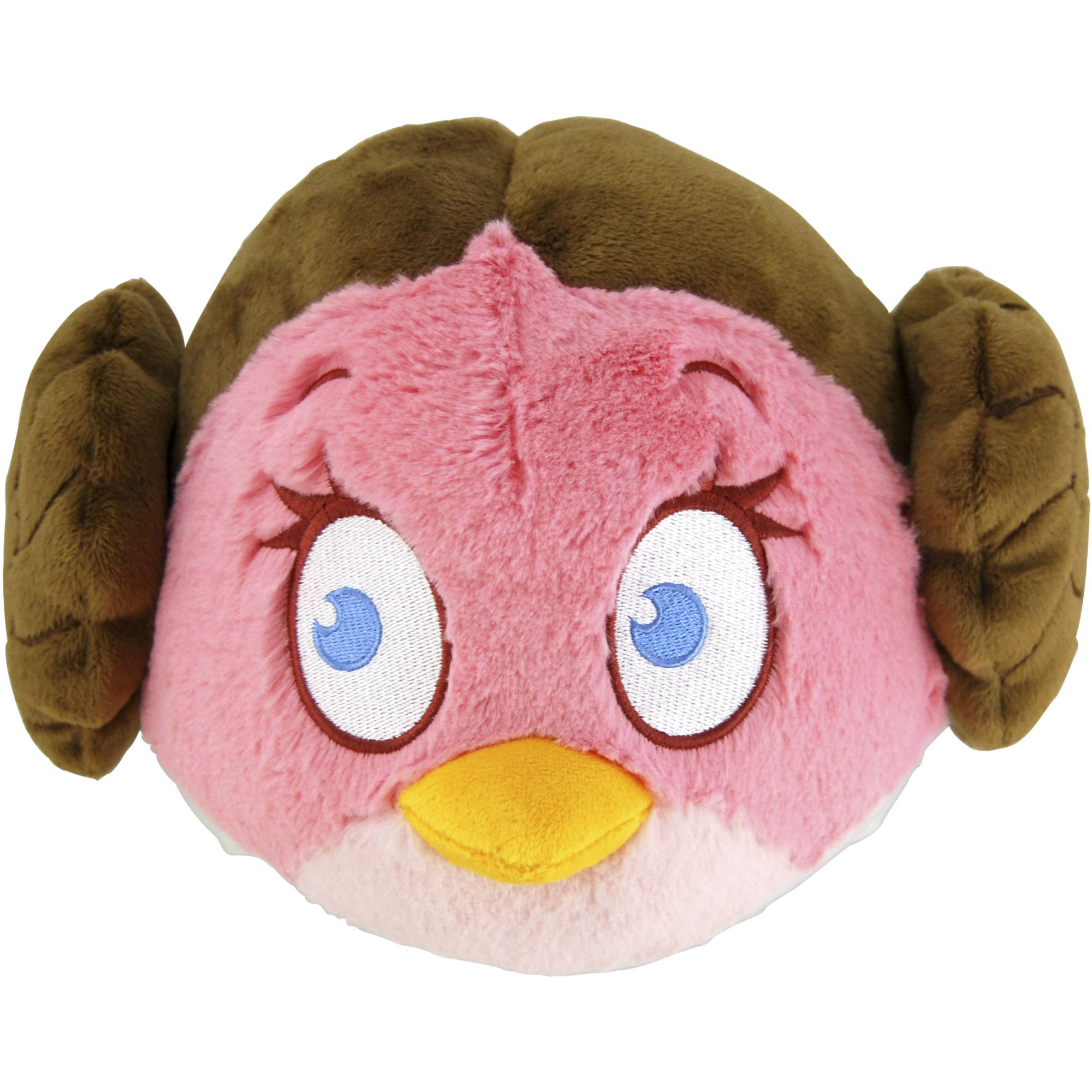 Angry Birds Star Wars Plush Princess Leia, 12""