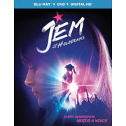Jem and the Holograms (Blu-ray)