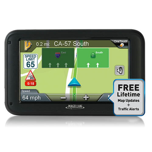 Refurbished Magellan RoadMate 5250T-LM Replaced by RoadMate 5635T-LM 5 Inch Automotive GPS