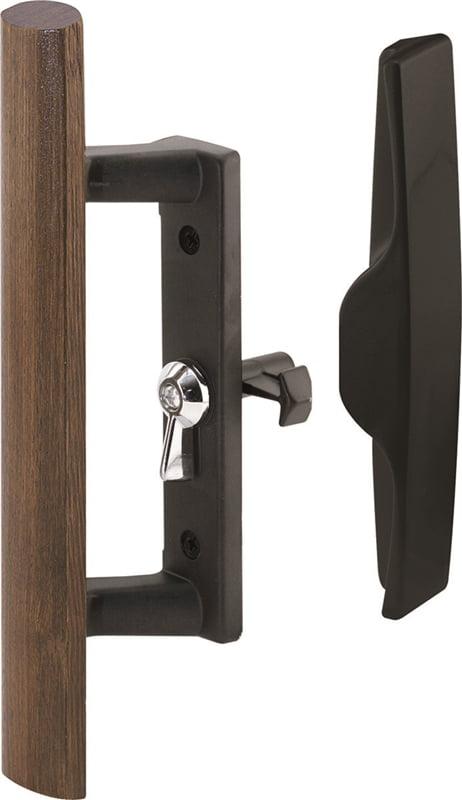 PrimeLine C 1095 Sliding Glass Door Handle Set 312 Inch