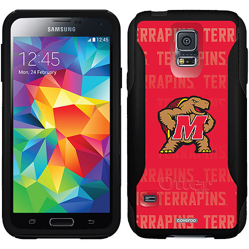 Maryland Repeating Design on OtterBox Commuter Series Case for Samsung Galaxy S5