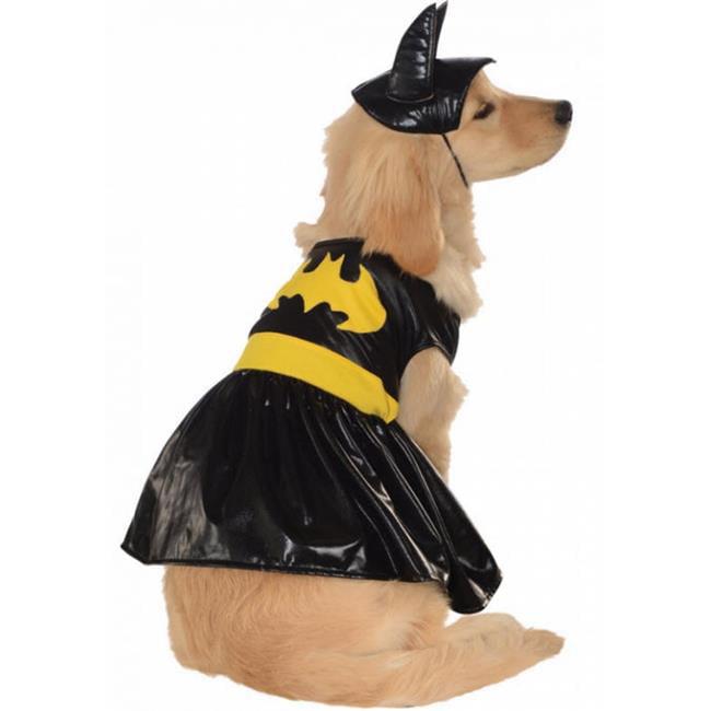 Costumes for all Occasions RU887837MD Pet Costume Batgirl Medium
