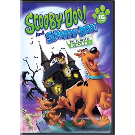 Scooby-Doo & Scrappy-Doo: The Complete Season 1 (DVD) (Scooby Doo Dog)