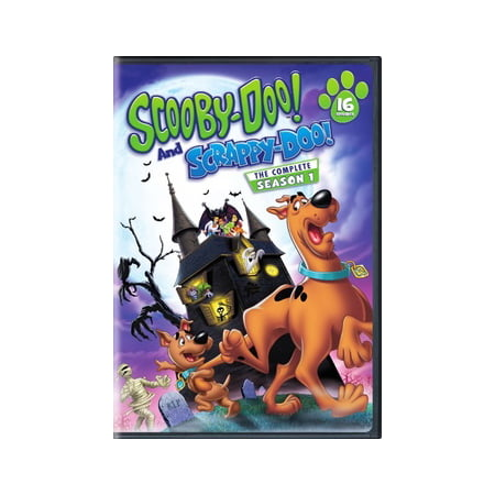 Scooby-Doo & Scrappy-Doo: The Complete Season 1 (DVD)