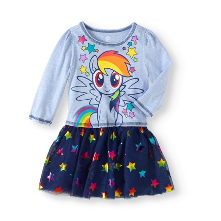 My Little Pony Toddler Girls' Dress