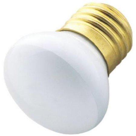- 40W 40R14/FL 120V Flood Light Bulb Standard Base 2 4PK