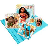 Disney Moana 16-Guest Party Pack