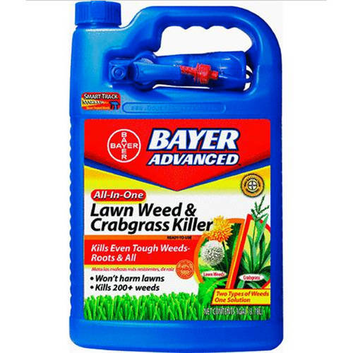 Bayer Lawn Ready-to-Spray Weed and Crabgrass Killer