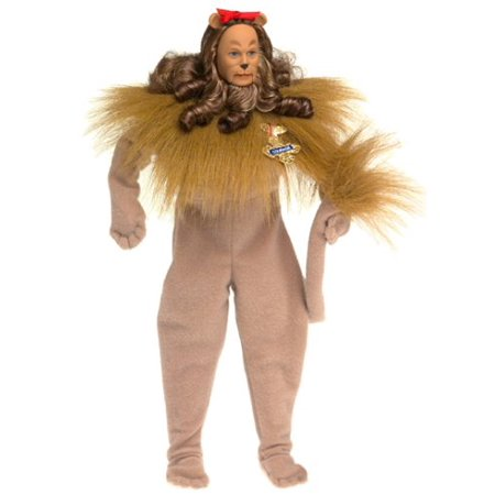 Barbie Ken as the Cowardly Lion in the Wizard of Oz Colelctible Barbie Doll