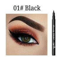 Color Liquid Eyeliner Long Lasting Waterproof Smudge-Proof Eyeliner Pen Cosmetic
