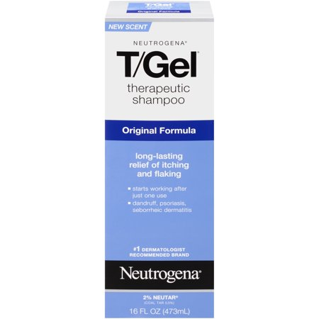 Neutrogena T Gel Therapeutic Shampoo Original Formula 16 Oz