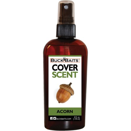 Buck Baits Acorn Cover Scent And Attractant 4 oz.