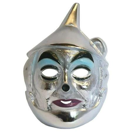 Tin Man Mask (Wizard of Oz Tin Man Child)