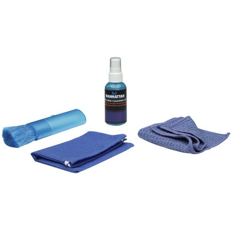 1 Tv Screen Cleaning Kit (Manhattan 421010 LCD Mini Cleaning Kit )