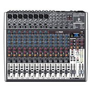 Behringer Xenyx X2222USB Premium 22-Input 2/2-Bus Mixer with XENYX Mic Preamps & Compressors