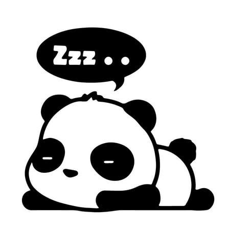ZZZ SLEEPING PANDA - 5