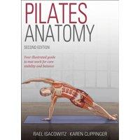Anatomy: Pilates Anatomy (Edition 2) (Paperback)