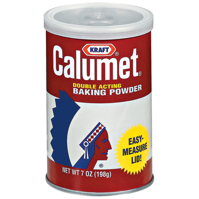 Calumet Baking Powder, 7 Ounce
