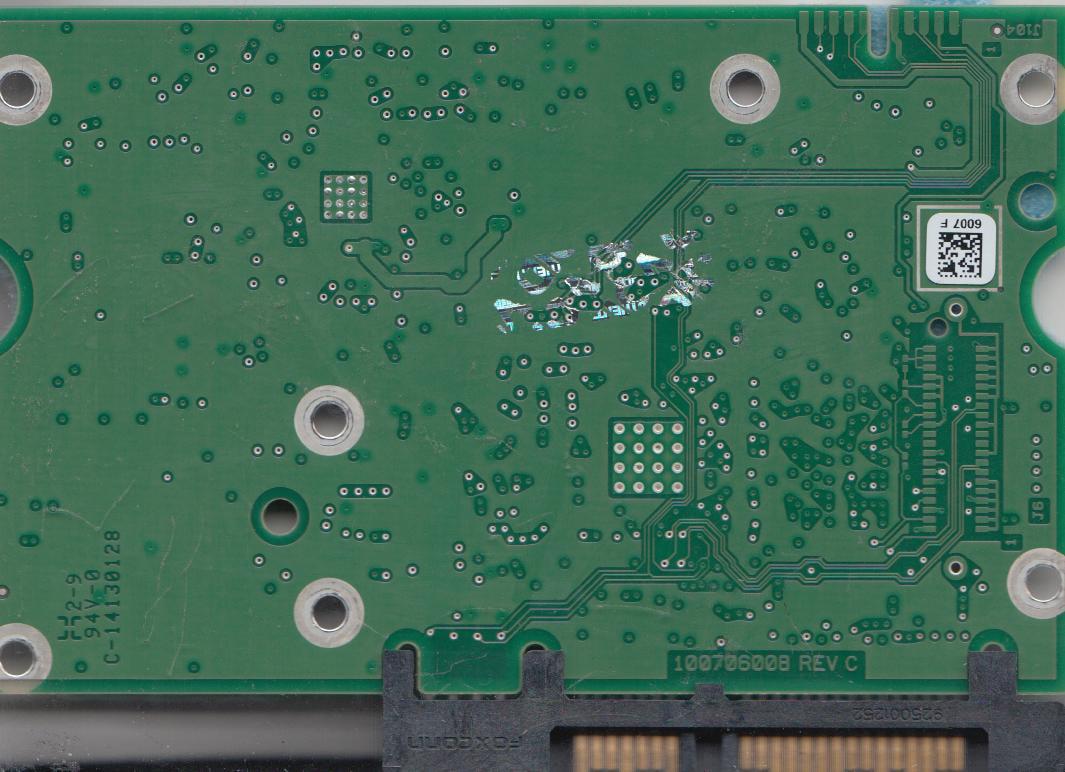 ST3000NM0033, 9ZM178-003, SN03, 6007 F, Seagate SATA 3 5 PCB