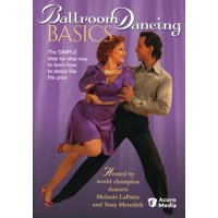 Ballroom Dancing Basics (DVD)