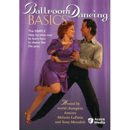 Ballroom Dancing Basics (CD)