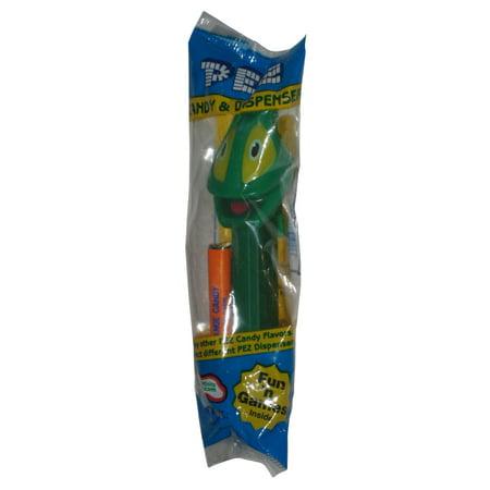 Bugz Series Jumpin Jack The Grasshopper PEZ Candy Dispenser - Pez Dispenser Halloween Costume
