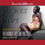 The Secret She Kept - Audiobook