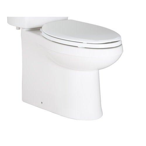 Proflo Pf9002s Culpepper 1 1 1 6 Gpf Elongated Toilet Bowl Only White Walmart Com Walmart Com