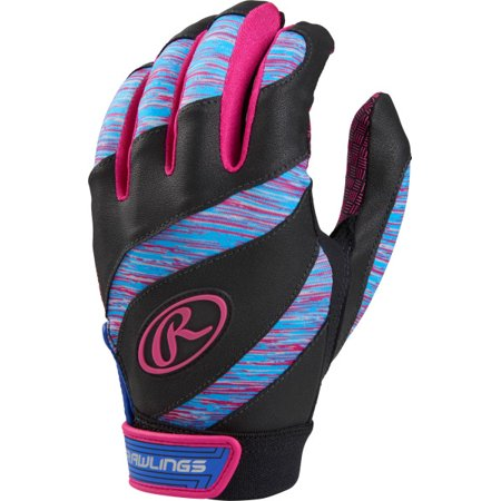 Girls Stinger Softball - Rawlings Girl's Eclipse Softball Batting Gloves