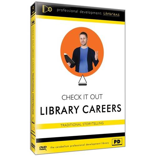 Check It Out: Library Careers - Traditional Storytelling