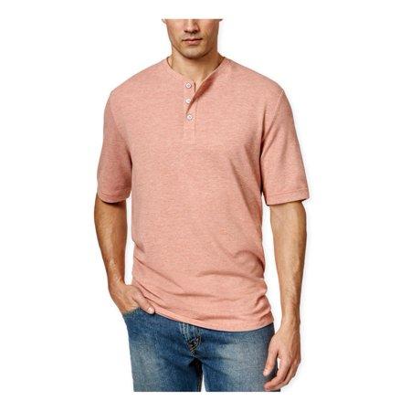 Weatherproof mens vintage pique ss henley shirt for Weatherproof vintage men s lightweight flannel shirt