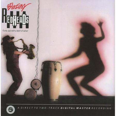 Blazing Redheads - Blazing Redheads [CD]