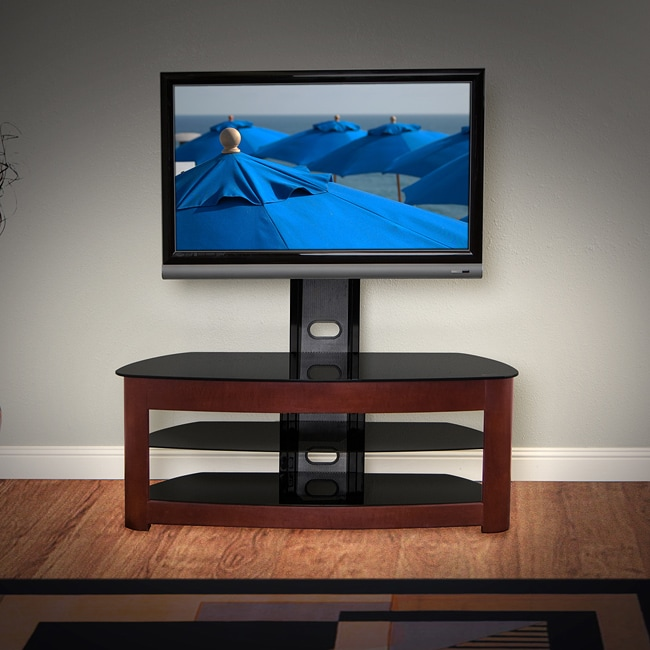 Hokku Designs Innovate TV Stand by Overstock