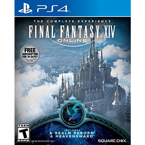 Square Enix Final Fantasy Xiv Online Replen - Role Playing Game - Playstation 4 (ps4sqe91571)