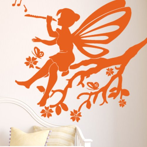 Style and Apply Little Fairy Wall Decal