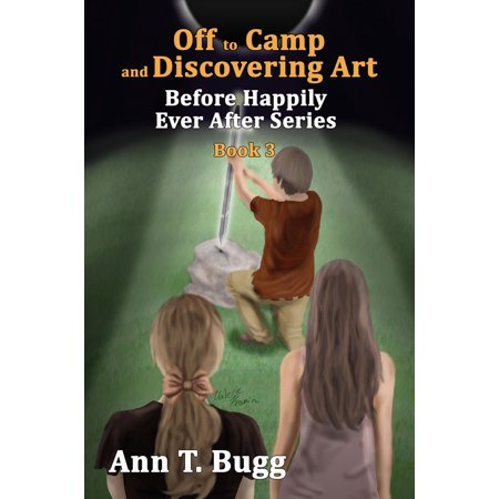 Off to Camp and Discovering Art - eBook (Ann Chery Waist Cincher Before And After)